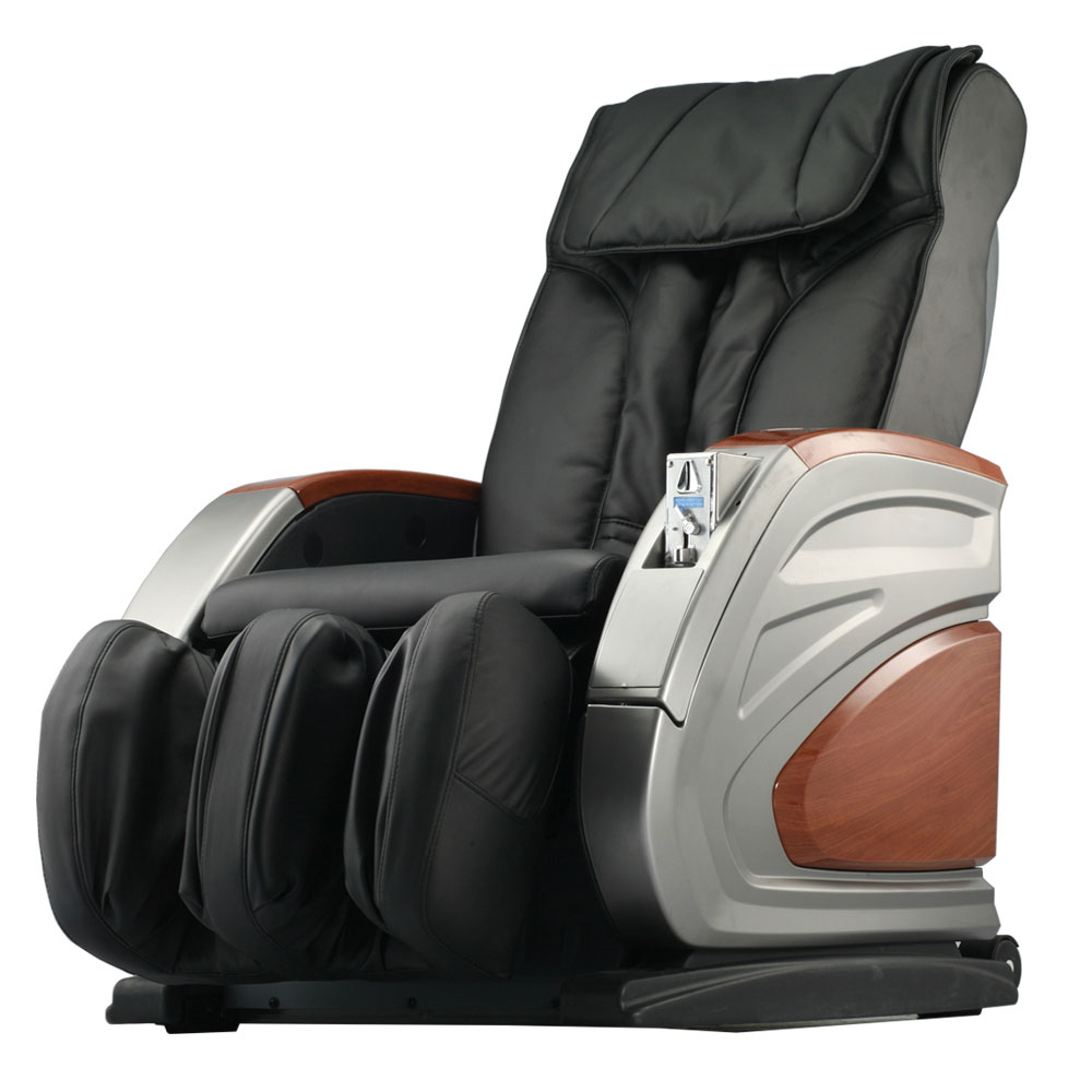 coin operated massage chair business