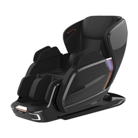 Massage Chair Recliner - Zero Gravity, Built-in Heat,Deep Tissue Shiatsu Massage, and Back Stretch