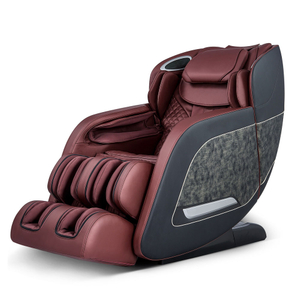 Fully Assembled Curved Long Rail Shiatsu Wireless Bluetooth Speaker and USB charger Chair Massage