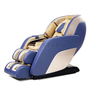 Deluxe 3D Full Body Shiatsu Foot Massage Chair
